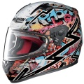 Casque moto Nolan N64 Set Tag 12