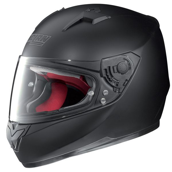 Casque Integral Nolan N64 Smart Flat Black 10