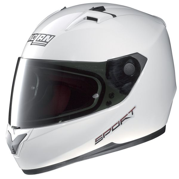 Casque Integral Nolan N64 Sport Pure White 14