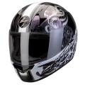 Casque moto Scorpion EXO 410 Air Sprinter Noir Came