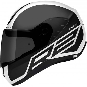 Casque Integral Schuberth R2 Traction White