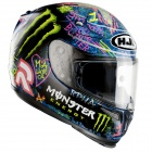 Casque Integral HJC RPHA10 Plus Graffiti Lorenzo MC2