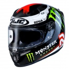 Casque Integral HJC RPHA10 Plus Lorenzo Replica Monster MC1