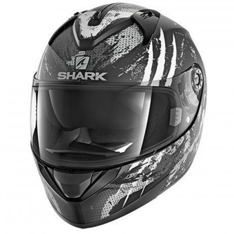 Casque Integral Shark Ridill Threezy Mat KWA
