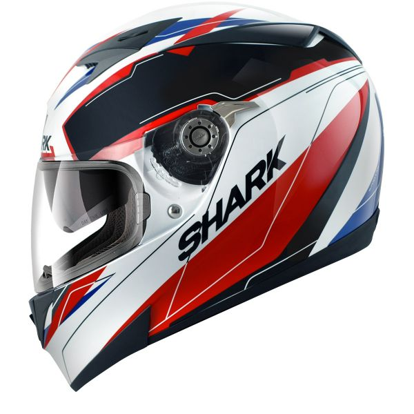Casque Integral Shark S700 S Lab WKR Pinlock