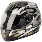 Casque Integral G-MAC Scirocco Argent Or