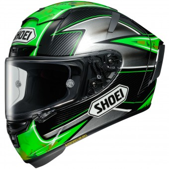 Casque Integral Shoei X-Spirit 3 Laverty TC4
