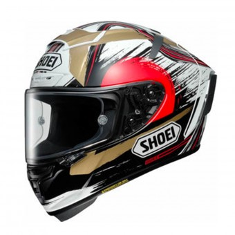 Casque Integral Shoei X-Spirit 3 Marquez Motegi2 TC1
