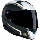 Casque Integral Nexx XR1.R Cafe Racer Blanc