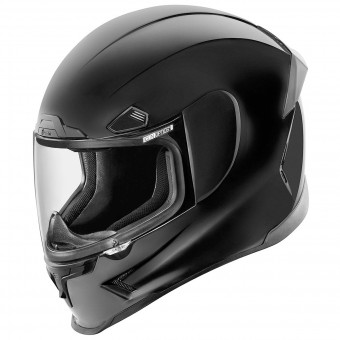 Casque Integral ICON Airframe Pro Black