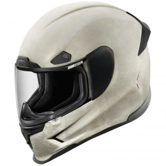 Casque Integral ICON Airframe Pro Construct White