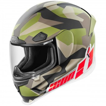 Casque Integral ICON Airframe Pro Deployed Camo