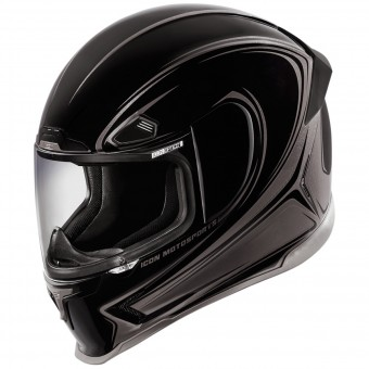 Casque Integral ICON Airframe Pro Halo Black