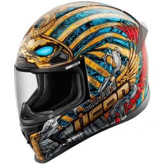 Casque Integral ICON Airframe Pro Pharaoh
