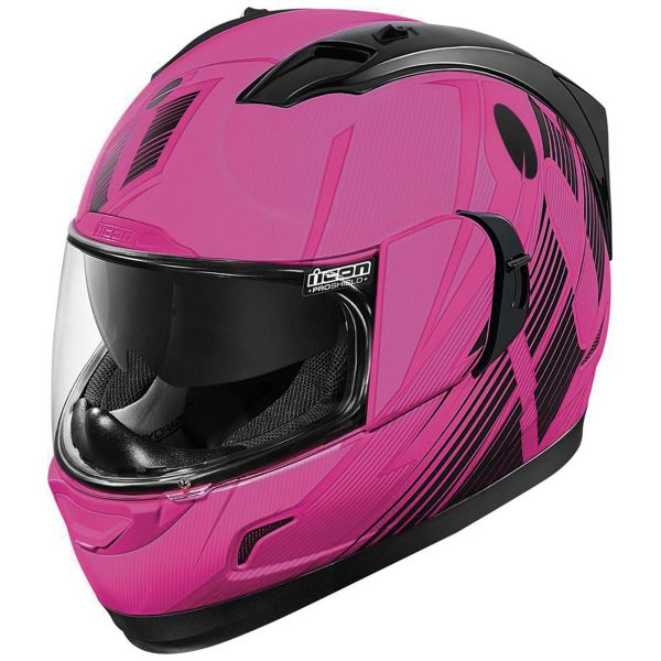 Casque Integral ICON Alliance GT Primary Pink