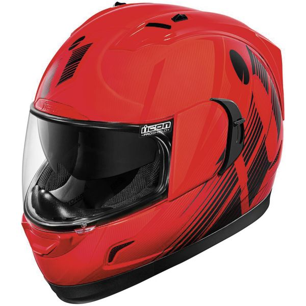 Casque Integral ICON Alliance GT Primary Red