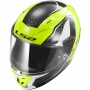 Casque Integral LS2 Arrow C Fury Carbon Hi-Vis Yellow FF323
