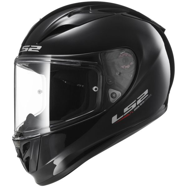 Casque Integral LS2 Arrow R Evo Black FF323