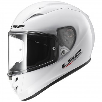 Casque Integral LS2 Arrow R Evo White FF323