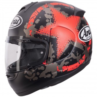 Casque Integral Arai Axces II Comet Red