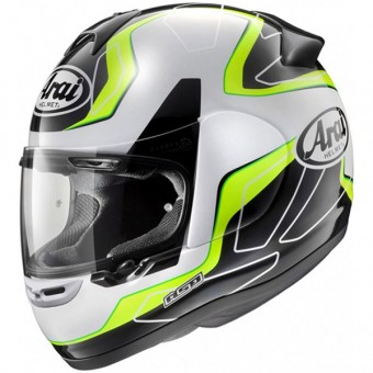 Casque Integral Arai Axces II Flow Green