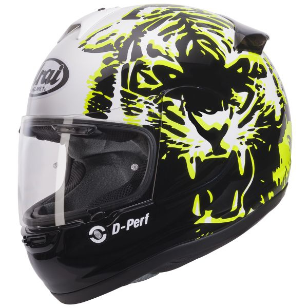 Casque Integral Arai Axces II Roar Green