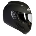Casque moto Torx Billy Noir Mat