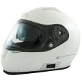 Casque moto LEM Bora White