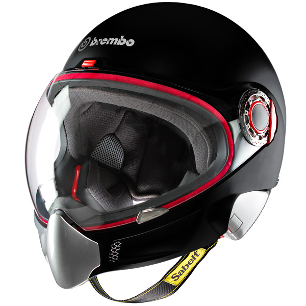 Casque Integral Brembo B.Tech Noir Metal