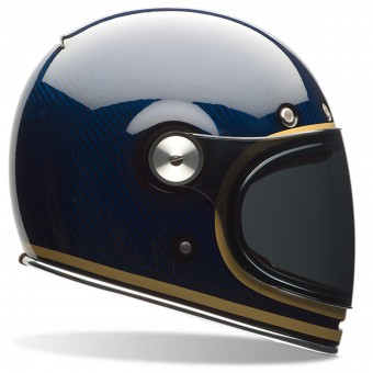 Casque Integral Bell Bullitt Carbon Candy Blue