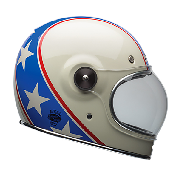 Casque Integral Bell Bullitt Chemical Candy Blue White