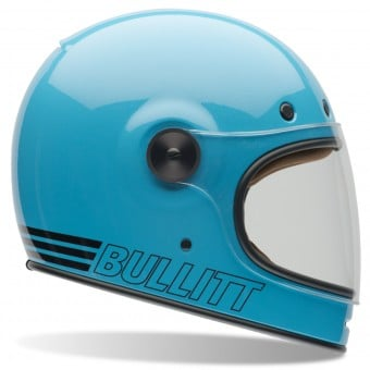 Casque Integral Bell Bullitt Retro Blue