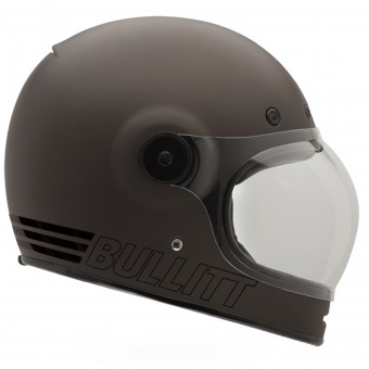 Casque Integral Bell Bullitt Retro Metallic Titanium