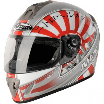 Casque Integral Nitro NGFP Japan