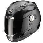 Casque Integral Scorpion EXO 1000 Air E11 Twister Noir Mat
