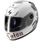 Casque Integral Scorpion EXO 750 Air Scorpion Cameleon Blanc