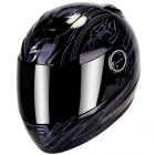 Casque Integral Scorpion EXO 750 Air Smoky Noir Gris