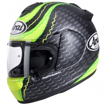 Casque Integral Arai Chaser-V Crutchlow Yellow