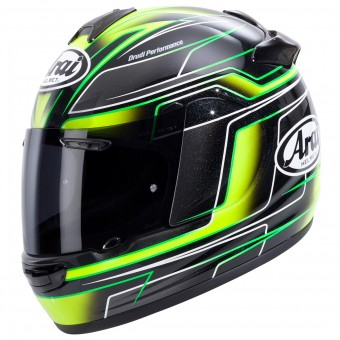 Casque Integral Arai Chaser V Electric Green