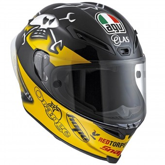 Casque Integral AGV Corsa R Replica Guy Martin