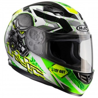 Casque Integral HJC CS-15 Rafu MC1