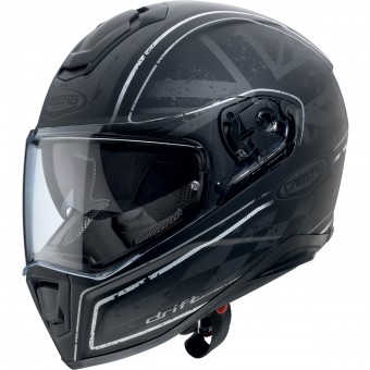 Casque Integral Caberg Drift Armour Matt Black Anthracite