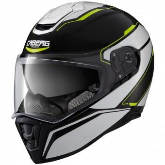 Casque Integral Caberg Drift Tour Black Yellow Fluo