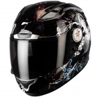 Casque Integral Scorpion EXO 1000 Air E11 Astral Noir Cameleon