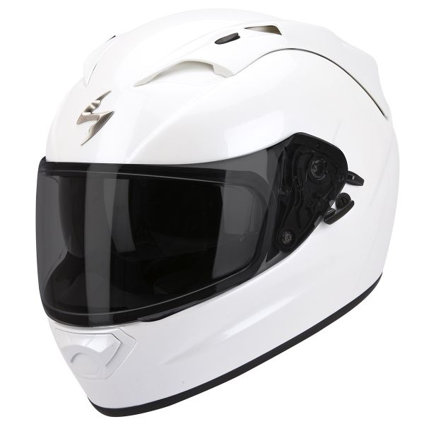 Casque Integral Scorpion EXO 1200 Air Blanc
