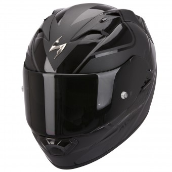 Best of casques moto  Scorpion EXO 1200 Air Freeway Noir Mat