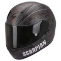 Casque moto Scorpion EXO 410 Air Underworld Noir Ar