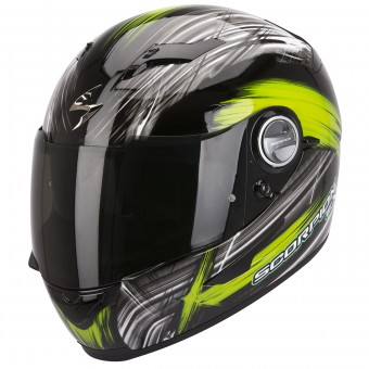 Casque Integral Scorpion EXO 500 Air Ewok Noir Vert