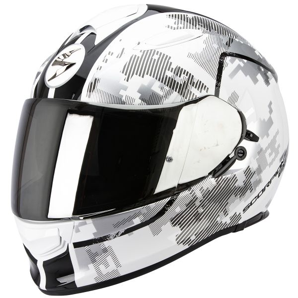 Casque Integral Scorpion Exo 510 Air Guard White Black