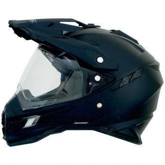 Casque Integral AFX FX-41DS Flat Black